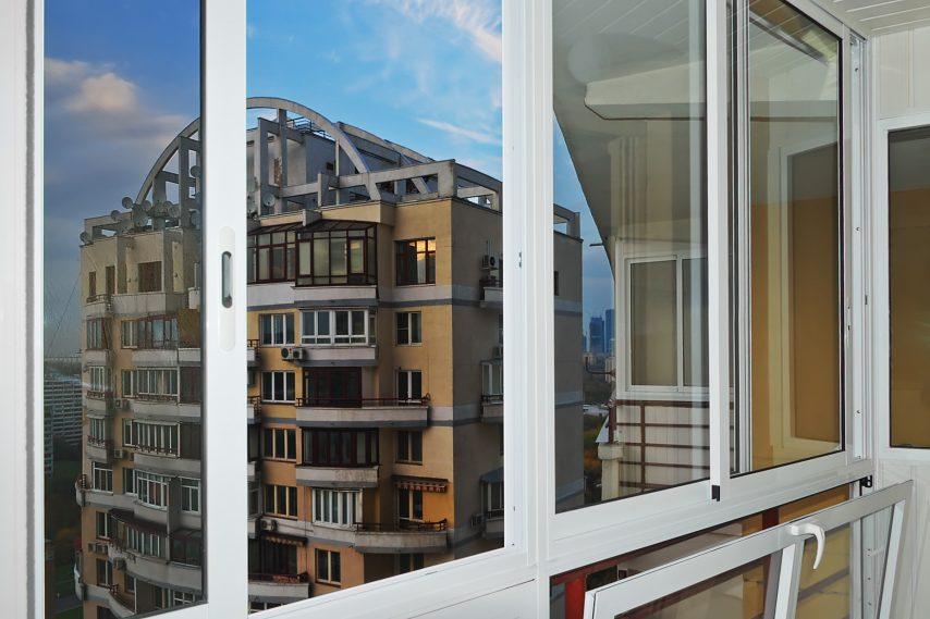Остекление балконов и лоджий - по цене производителя со скидкой до 60% в Москве