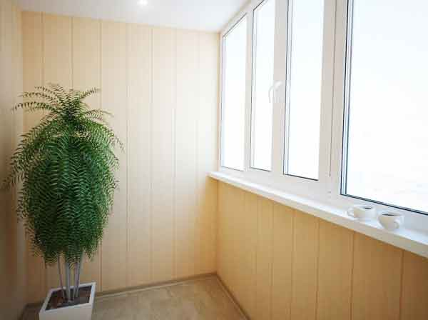 Утепление пола и стен балкона с гидроизоляцией и последующим остеклением
