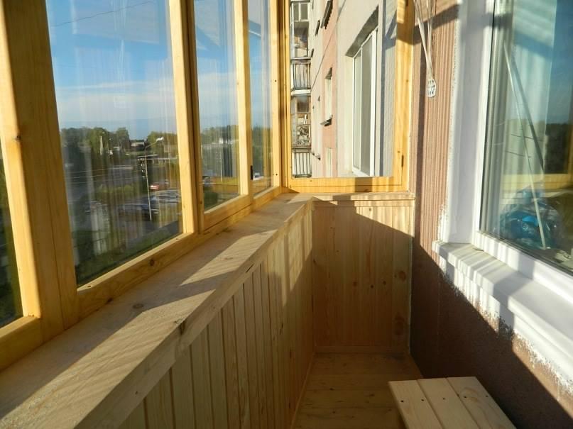 Какое деревянное остекление мы устанавливаем?