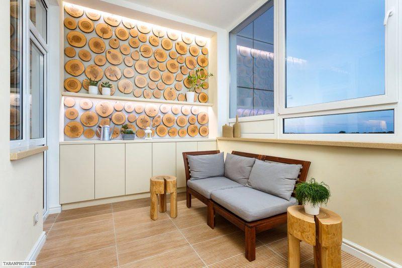Внутренняя и внешняя отделка балкона - самые современные решения в Москве!