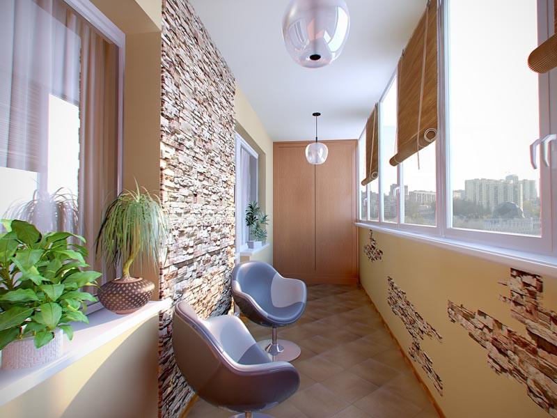 Материалы для утепления лоджии, балкона
