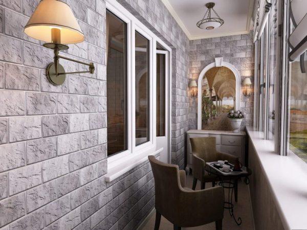 Варианты остекления и утепления балкона «под ключ»