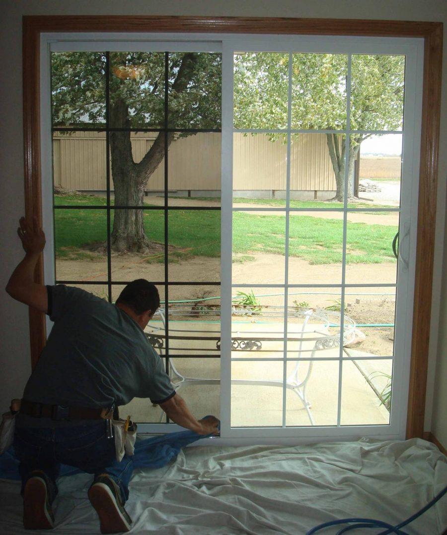 Тонировка окон в квартире