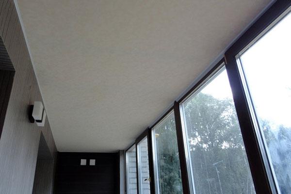 Подвесной потолок.