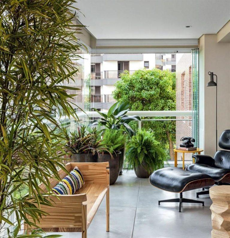 Остекление и утепление балконов - зимние сады