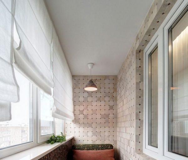 Варианты остекления балкона 3 кв. метра