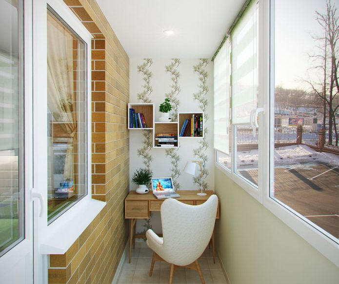 Холодное остекление с раздвижными окнами алюминиевым профилем Provedal и Alutech