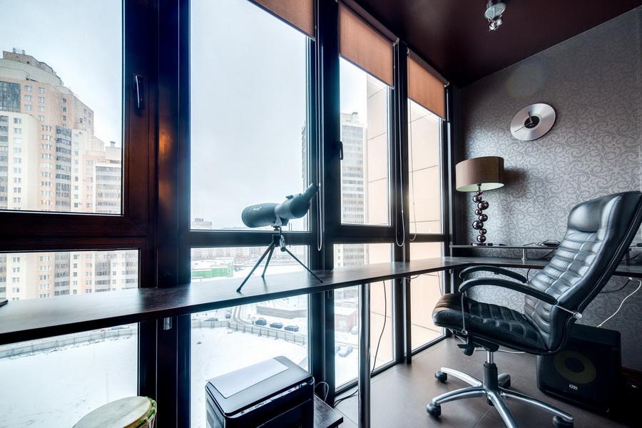 Теплые окна ПВХ на балкон